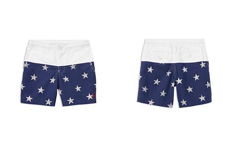 Polo Ralph Lauren Boys' Star-Print Poplin Shorts - Little Kid - Bloomingdale's_2