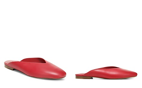 Vince Women's Levins Leather Mules - Bloomingdale's_2