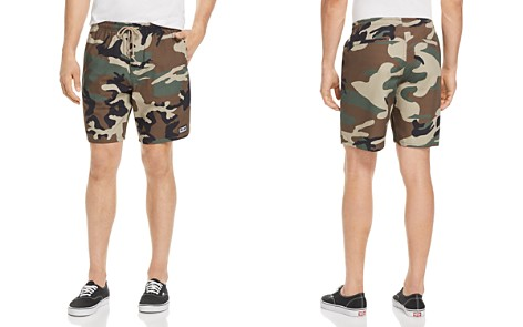 OBEY Subversion Camouflage Regular Fit Shorts - Bloomingdale's_2