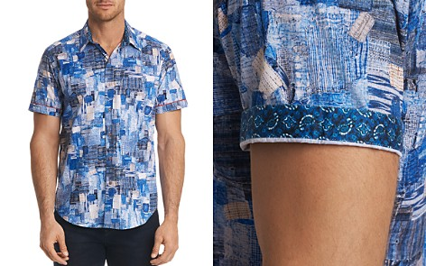 Robert Graham Canberra Patchwork Regular Fit Button-Down Shirt - Bloomingdale's_2
