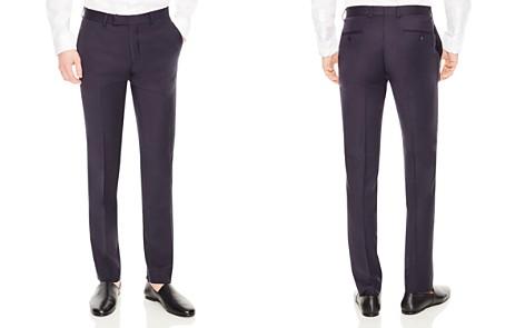 Sandro Tuxedo Shawl Slim Fit Dress Pants - Bloomingdale's_2