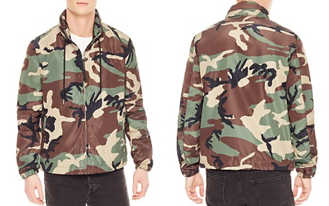 Sandro Electric Camo Jacket - Bloomingdale's_2
