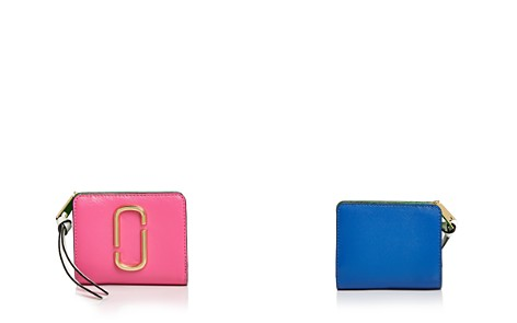MARC JACOBS Snapshot Mini Leather Wallet - Bloomingdale's_2