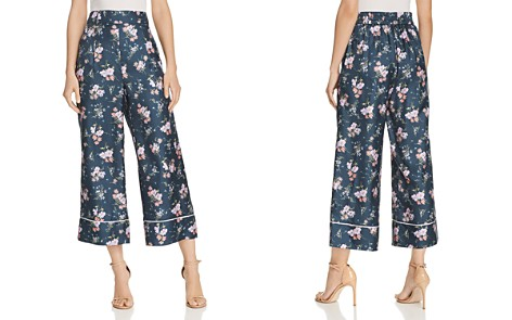 Rebecca Taylor Emilia Cropped Pants - Bloomingdale's_2
