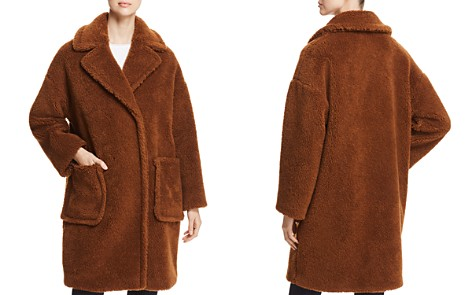 Weekend Max Mara Reale Faux-Fur Teddy Bear Coat - Bloomingdale's_2