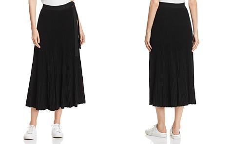 Weekend Max Mara Nias Pleated Side-Tie Midi Skirt - Bloomingdale's_2