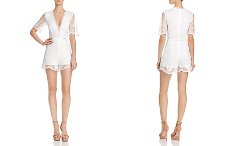 Blu Pepper Embroidered Romper - Bloomingdale's_2