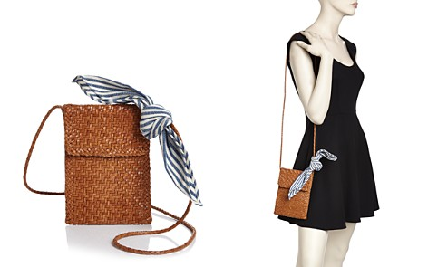 Loeffler Randall Nora Woven Leather Mini Crossbody - Bloomingdale's_2