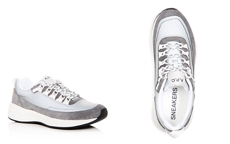 A.P.C. Men's Techno Homme Lace Up Sneakers - Bloomingdale's_2