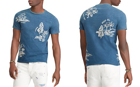 Polo Ralph Lauren Hawaiian Classic Fit Tee - Bloomingdale's_2