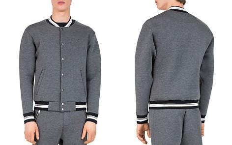 The Kooples Varsity Sweatshirt - Bloomingdale's_2