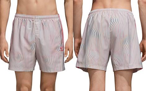 adidas Originals Warped Stripes Swim Trunks - Bloomingdale's_2