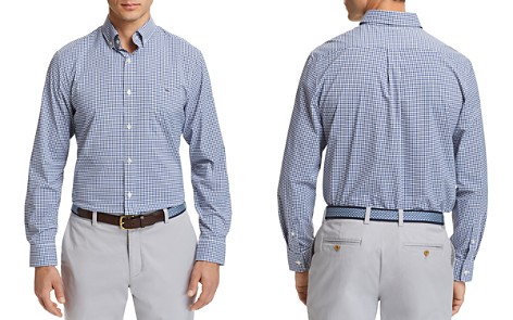 Vineyard Vines Performance Grand Cay Gingham Classic Fit Button-Down Shirt - Bloomingdale's_2