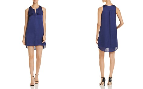 Kenneth Cole Sleeveless High/Low Dress - Bloomingdale's_2
