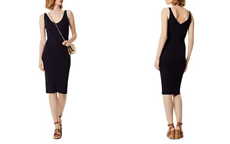 KAREN MILLEN Rib-Knit Body-Con Dress - Bloomingdale's_2