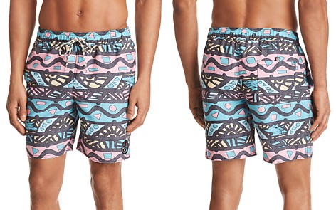 Maui and Sons Tribal Quest Swim Trunks - Bloomingdale's_2