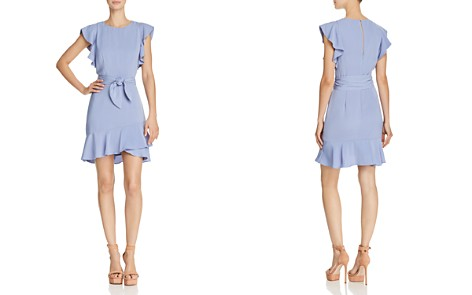 Lucy Paris Matilda Ruffled Dress - Bloomingdale's_2
