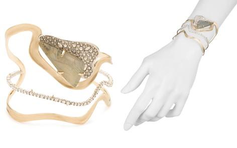 Alexis Bittar Crystal Embellished Cuff Bracelet - Bloomingdale's_2