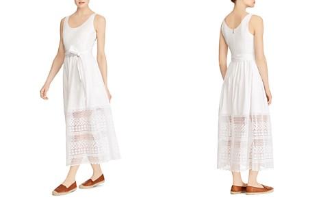 Lauren Ralph Lauren Lace-Hem Maxi Dress - Bloomingdale's_2