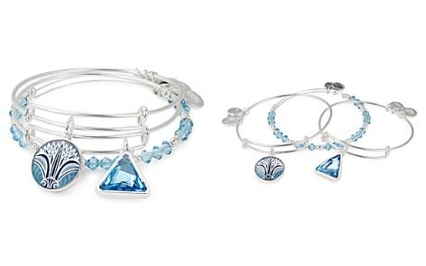 Alex and Ani Blue Lotus Expandable Bracelets - Bloomingdale's_2
