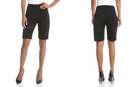 Karen Kane High-Rise Bermuda Shorts - Bloomingdale's_2