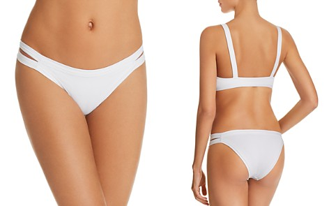 L*Space Charlie Ribbed Bikini Bottom - Bloomingdale's_2