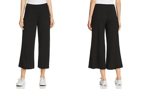 Three Dots Jersey Wide-Leg Pants - Bloomingdale's_2