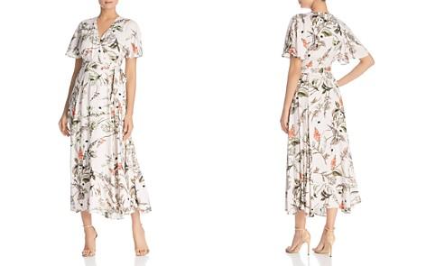 Elan Botanical Maxi Wrap Dress - Bloomingdale's_2