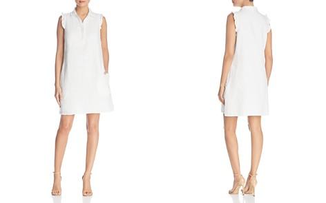 BeachLunchLounge Linen Flutter Shirt Dress - Bloomingdale's_2