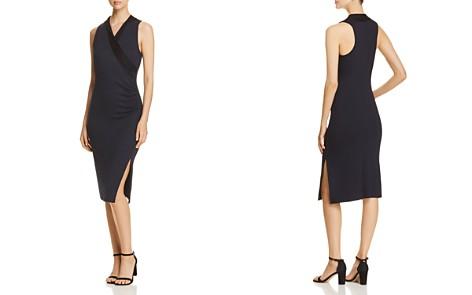 T Tahari Welma Ruched Knit Dress - Bloomingdale's_2