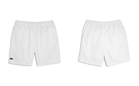 c51e08f6296276 Lacoste Boys  Tennis Shorts - Little Kid