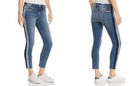 Joe's Jeans Icon Cropped Tapered Jeans in Madera - Bloomingdale's_2