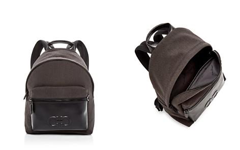 Salvatore Ferragamo Firenze Nylon & Leather Backpack - Bloomingdale's_2