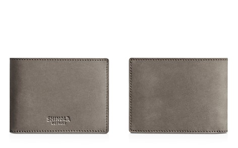 Shinola Outrigger Leather Slim Wallet - Bloomingdale's_2
