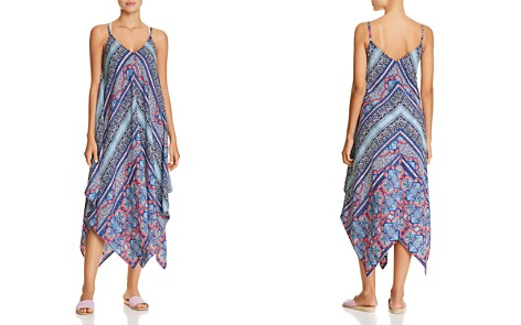 Tommy Bahama Riviera Scarf Dress Swim Cover-Up - Bloomingdale's_2
