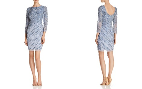 Aidan Mattox Embellished Cocktail Dress - Bloomingdale's_2