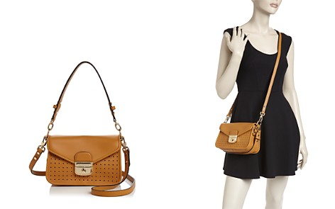 Longchamp Mademoiselle Small Leather Crossbody - Bloomingdale's_2