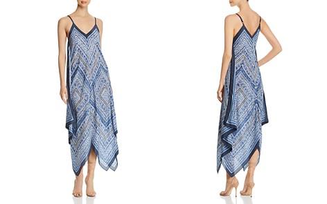 NIC+ZOE Scarf Print Maxi Dress - 100% Exclusive - Bloomingdale's_2
