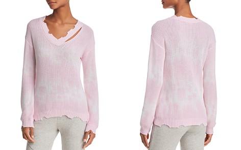 Generation Love Cooper Distressed Tie-Dye Sweater - Bloomingdale's_2