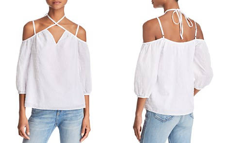 Bailey 44 Strappy Swiss Dot Top - Bloomingdale's_2