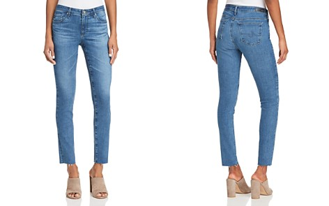 AG Super Skinny Ankle Jeans in New Wave - 100% Exclusive - Bloomingdale's_2