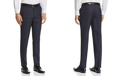 HUGO Hets Slim Fit Tonal Plaid Suit Pants - Bloomingdale's_2