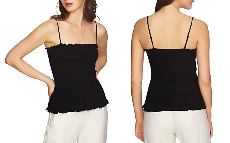 1.STATE Smocked Camisole - Bloomingdale's_2