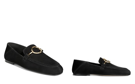 Via Spiga Women's Abby2 Nubuck Leather Loafers - Bloomingdale's_2