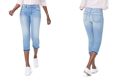 NYDJ Released Hem Capri Skinny Jeans in Dreamstate - Bloomingdale's_2
