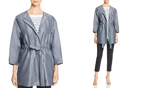 Lafayette 148 New York Stephania Belted Jacket - Bloomingdale's_2