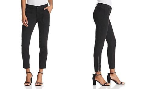 J Brand Skinny Utility Pants in Black - 100% Exclusive - Bloomingdale's_2