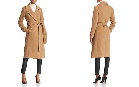 Mackage Aude Belted Double-Faced Coat - 100% Exclusive - Bloomingdale's_2