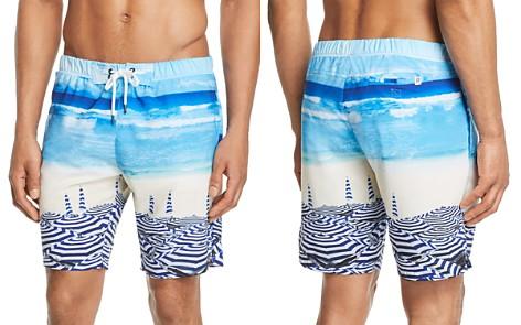 Sovereign Code Beach-Print Swim Trunks - Bloomingdale's_2