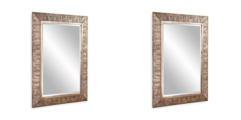 "Howard Elliott Elrond Silver Leaf Mirror, 45"" x 33"" - Bloomingdale's_2"